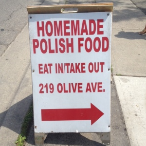 Homemade Polish Food
