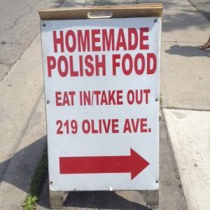 Homemade Polish Food
